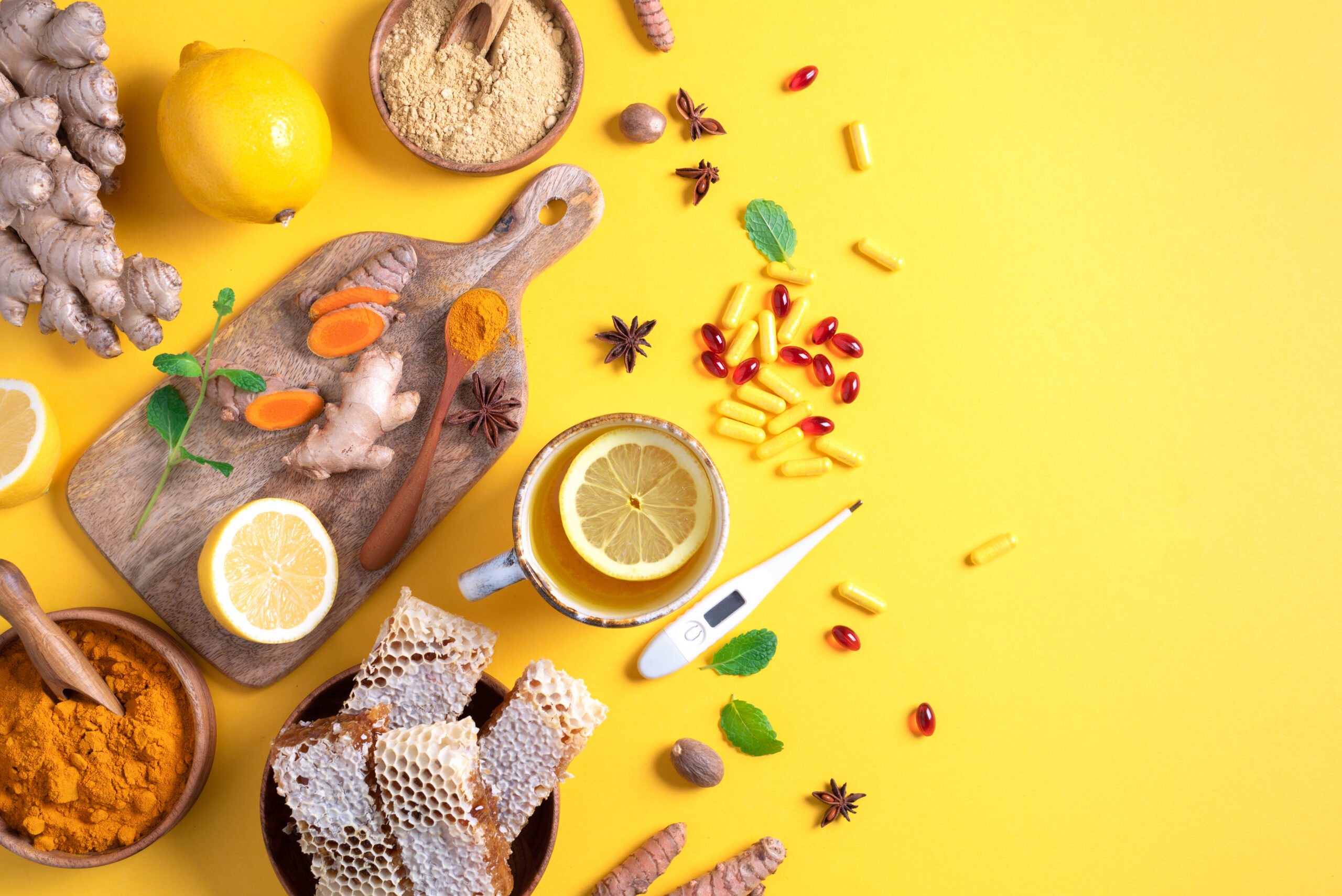 Staying Healthy this Fall with Nature's Way's Lynn Green